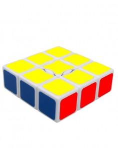Cuboide Floppy 1x1x3 Blanco