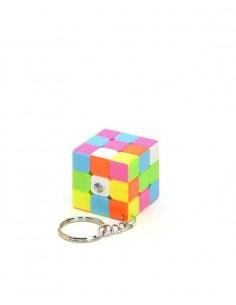 Llavero Yuxin 3x3 Stickerless