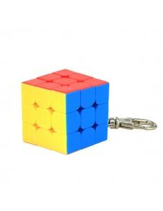 Llavero Moyu 3x3 mini (3.5 cm)