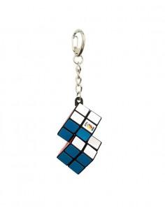 Llavero Cubo 2x2 Doble Siamés