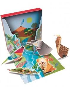 Origami Animales de la Selva