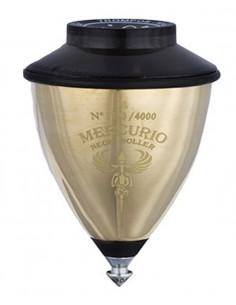 Trompo Mercurio Roller Neón Oro