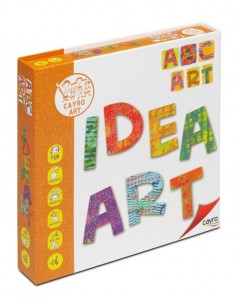 Caja de Manualidades ABC Art