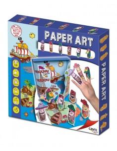 Paper Art Piratas