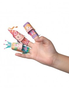 Paper Art Princesas