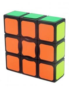 Cuboide Floppy 1x1x3 Negro