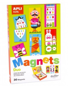 Juego Magnético Asociaciones Stocklina