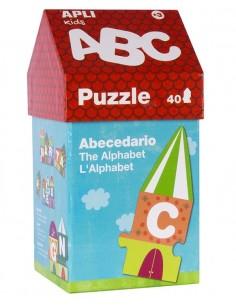 Puzzle Casita ABC