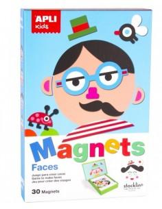 Juego Magnético Asociación de Caras by Stocklina