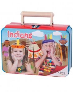 Kit Disfraz Indios