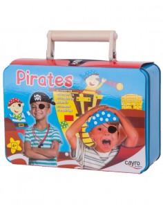 Kit Disfraz Pirata