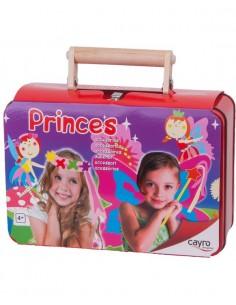 Kit Disfraz Princesa