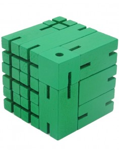 Flexi Cube Verde