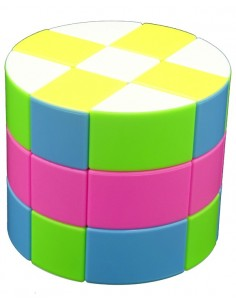 Z-Cube Cylinder 3x3