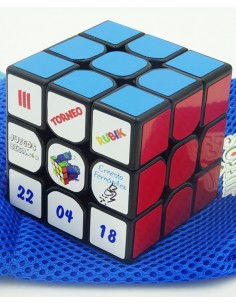 Cubo Oficial III Torneo Rubik Besa
