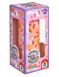Puzzle Tower Unicornio