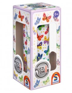 Puzzle Tower Mariposas