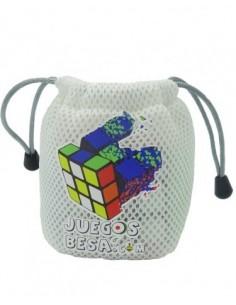 Bolsa Acolchada Grande para Cubos de Rubik