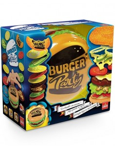 Juego Burger Party