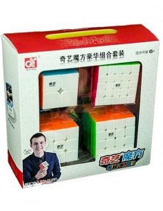 Pack Regalo Cubos Qiyi