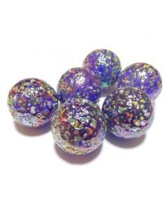 Canica Glitterbomb Grande