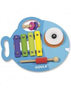 Juego Glupi Musical 3 en 1