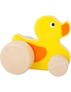 Pato para empujar