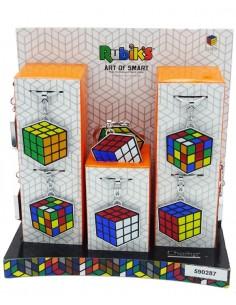 Llavero metálico Rubik´s Cube