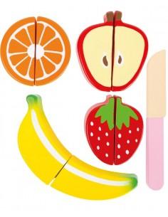 Juego Corta las Frutas