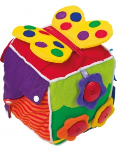 Cubo de Actividades Bebé