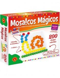 Mosaicos Mágicos 200 piezas