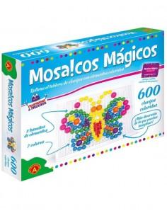 Mosaicos Mágicos 600 piezas