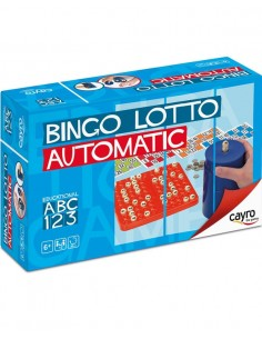 Juego Bingo Automático