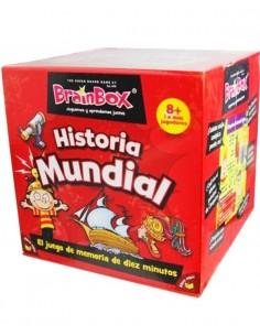 Juego de memoria Brainbox Historia Mundial