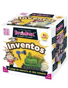 Juego de memoria Inventos