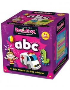 Juego de memoria Brainbox ABC