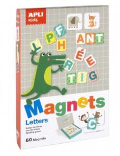 Juego Magnético con Letras