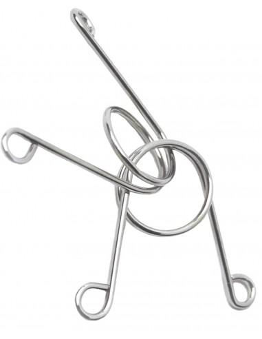 Rompecabezas Wire Metal 13