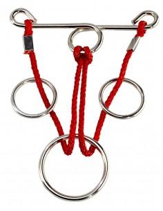 Rompecabezas Wire Metal 26