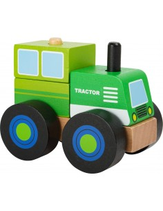 Puzzle Apilable Tractor