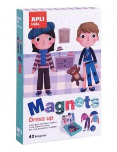 Juego Magnético Aprende a Vestirte