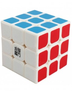 YJ Yulong 3x3 Blanco