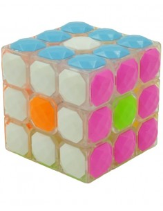 YJ Diamond 3x3 Transparente