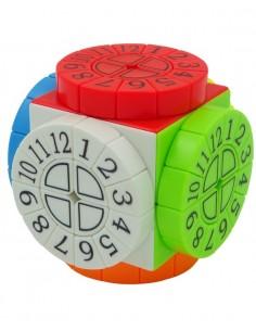 LeFun Time Machine Numerada 2x2 Stickerless