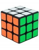 Cubo Shark 3x3 Negro en caja regalo