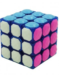 YJ Diamond 3x3 Azul