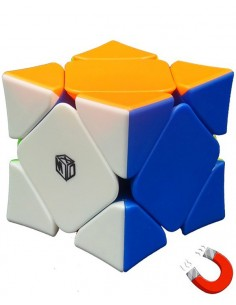 Qiyi Skewb Wingy Magnetic Stickerless