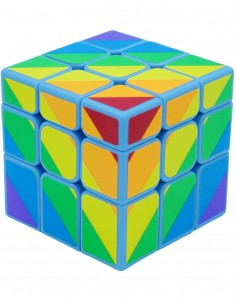 Cubo YJ Inequilateral azul