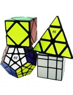 Pack Cubos Qiyi Formas