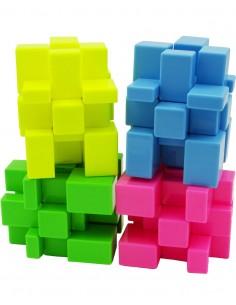 Pack Cubos de Rubik Mirror Colores